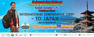 International Comparative Study to Japan