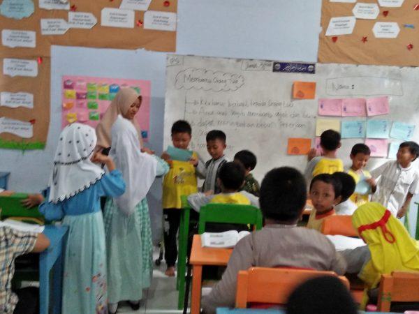 Pembelajaran IPS (Peran Keluarga)