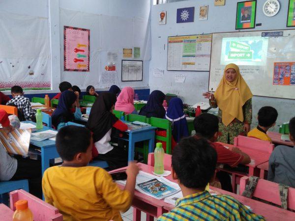 Pembelajaran IPS kelas 6