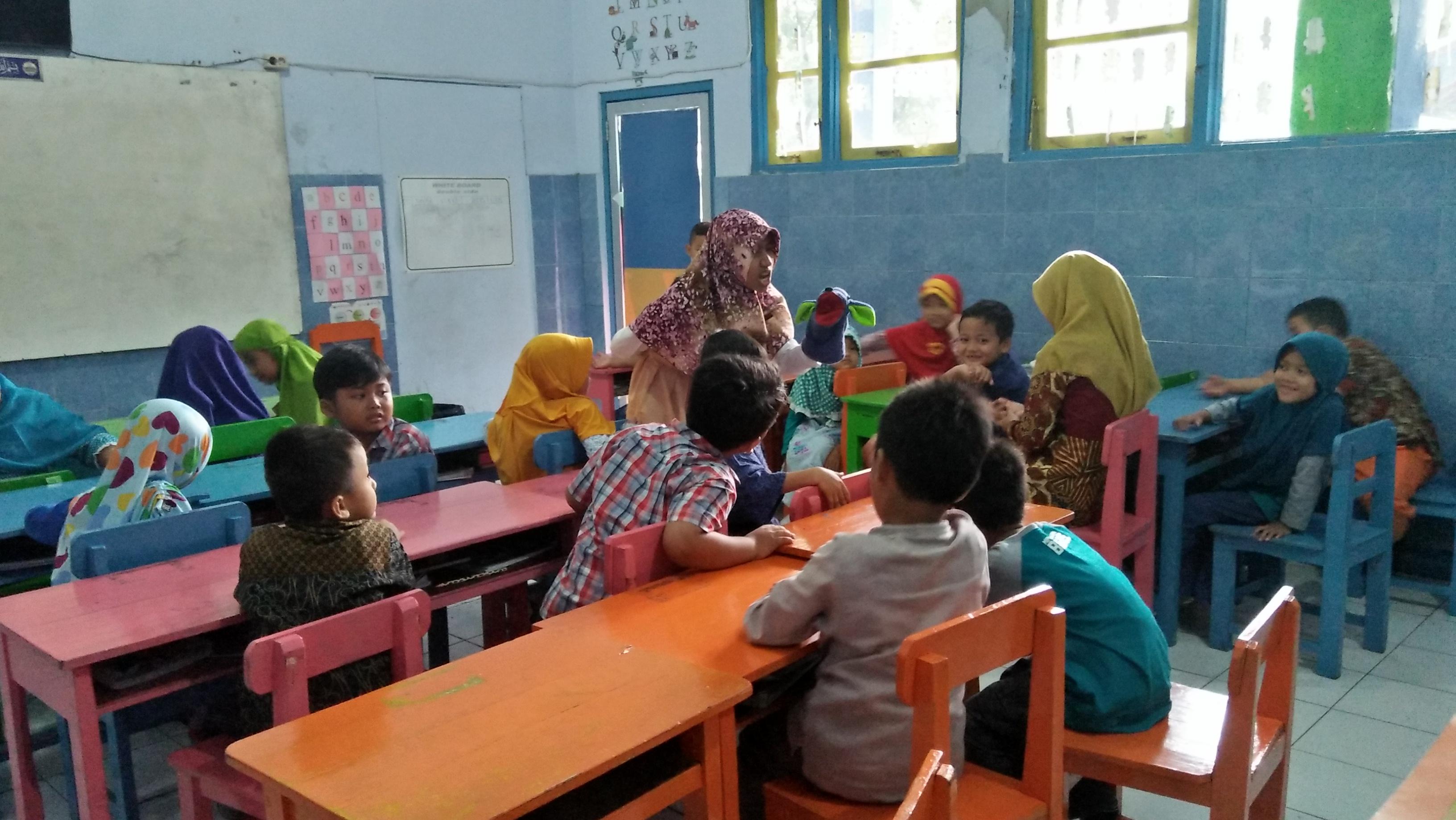 Pembelajaran PKn kelas 1