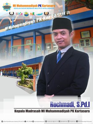 WELCOME TO MUHAMMADIYAH PK ELEMENTARY SCHOOL
