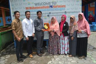 Al Irsyad Jember Studi Banding di MIM PK Kartasura