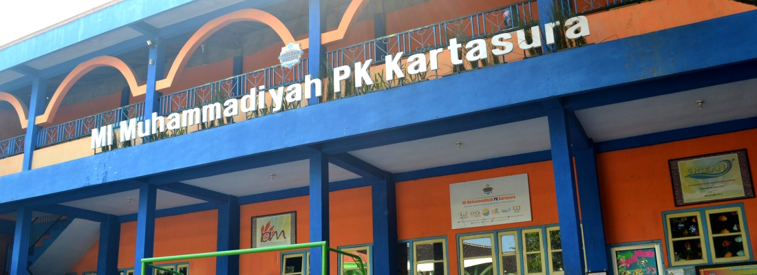 WELCOME TO MUHAMMADIYAH PK KARTASURA ELEMENTARY SCHOOL