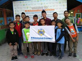 Kontingen MIM PK Kartasura dalam Event Olimpiade Ahmad Dahlan dan Pentasbora Semarang
