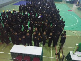Kontingen Kejurnas Pencak Silat UNS OPEN 2017
