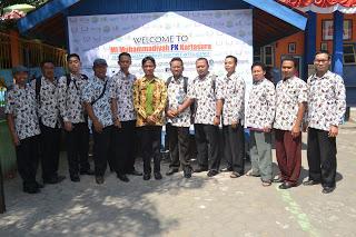 Guru SD Muhammadiyah Pracimantoro Studi Banding Ke MIM PK Kartasura