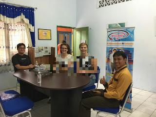 Miss Marleen Van Moorsel Sapa Anak - Anak MIM PK Kartasura