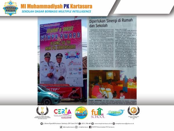Selamat dan Sukses MIMPK Award & Seminar Nasional