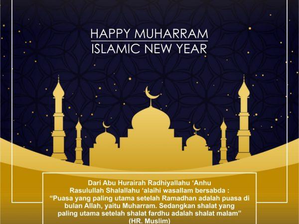 Happy Muharram 1440 H
