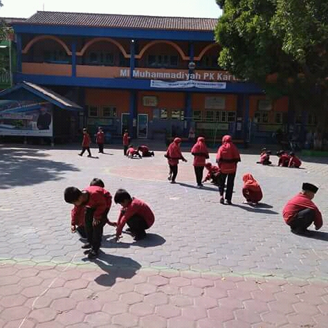 Kids jaman now, Sport science, traditional & education