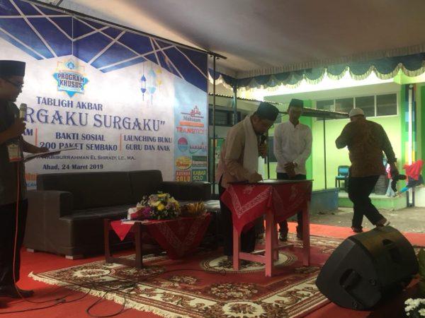 Tabligh Akbar MI Muhammadiyah PK Kartasura